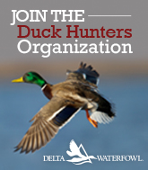 Delta waterfowl ad
